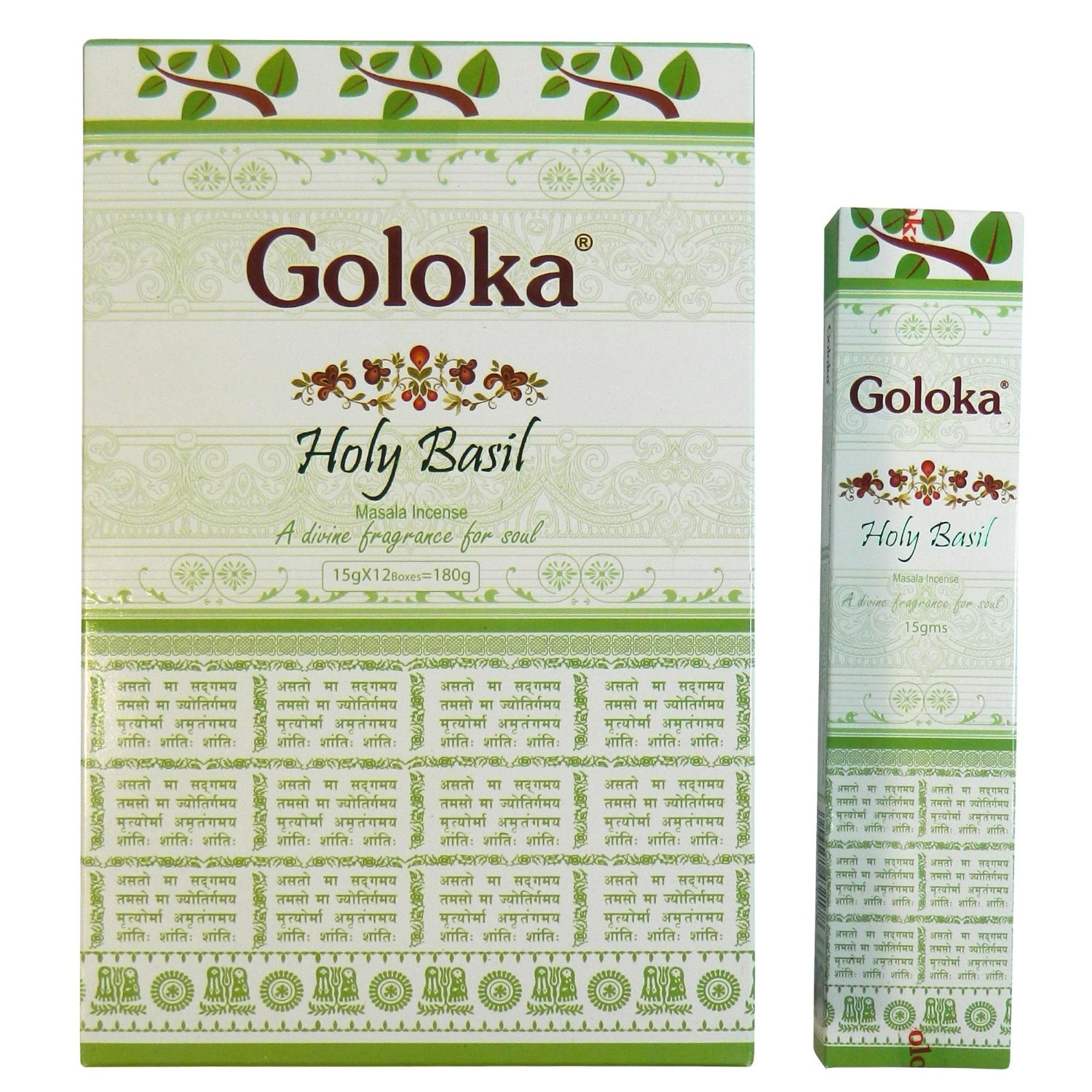 GOLOKA HOLY BASIL 15 GM