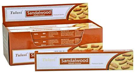 TULASI SANDAL WOOD 15 GM