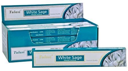 TULASI WHITE SAGE 15 GM
