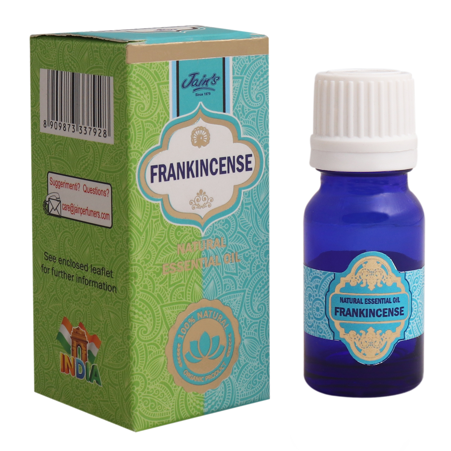 FRANK INCENSE ESSENTIAL OIL