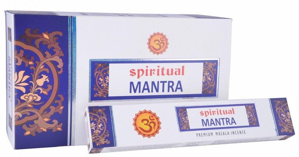 SPRITUAL MANTRA