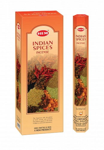 HEM INDIAN SPICES HEXO