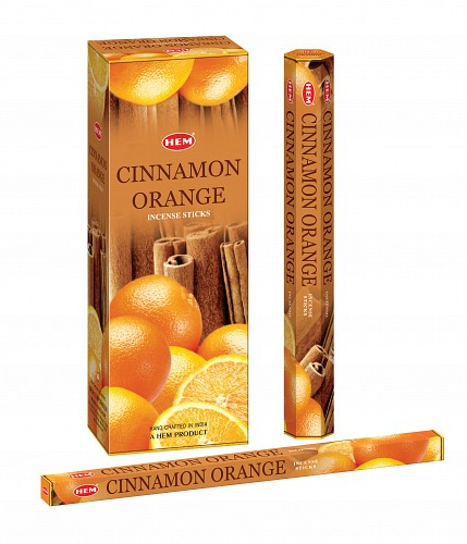 HEM CINNAMON ORANGE HEXO