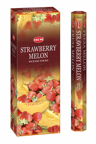 HEM STRAWBERRY MELON HEXO