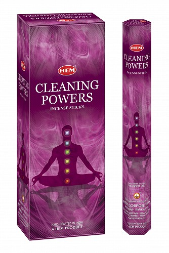 HEM CLEANING POWER HEXO