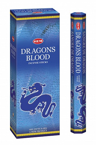 HEM DRAGONS BLOOD BLUE HEXO