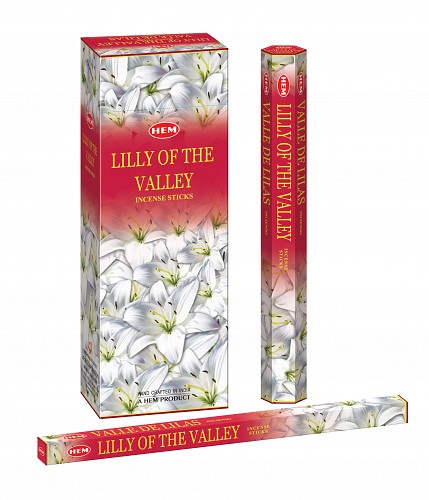 HEM LILLY OF THE VALLEY HEXO