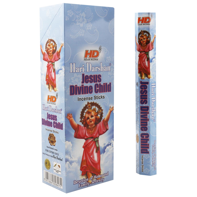 HARI DARSHAN JESUS DIVINE CHILD / DIVINO NINO JESUS
