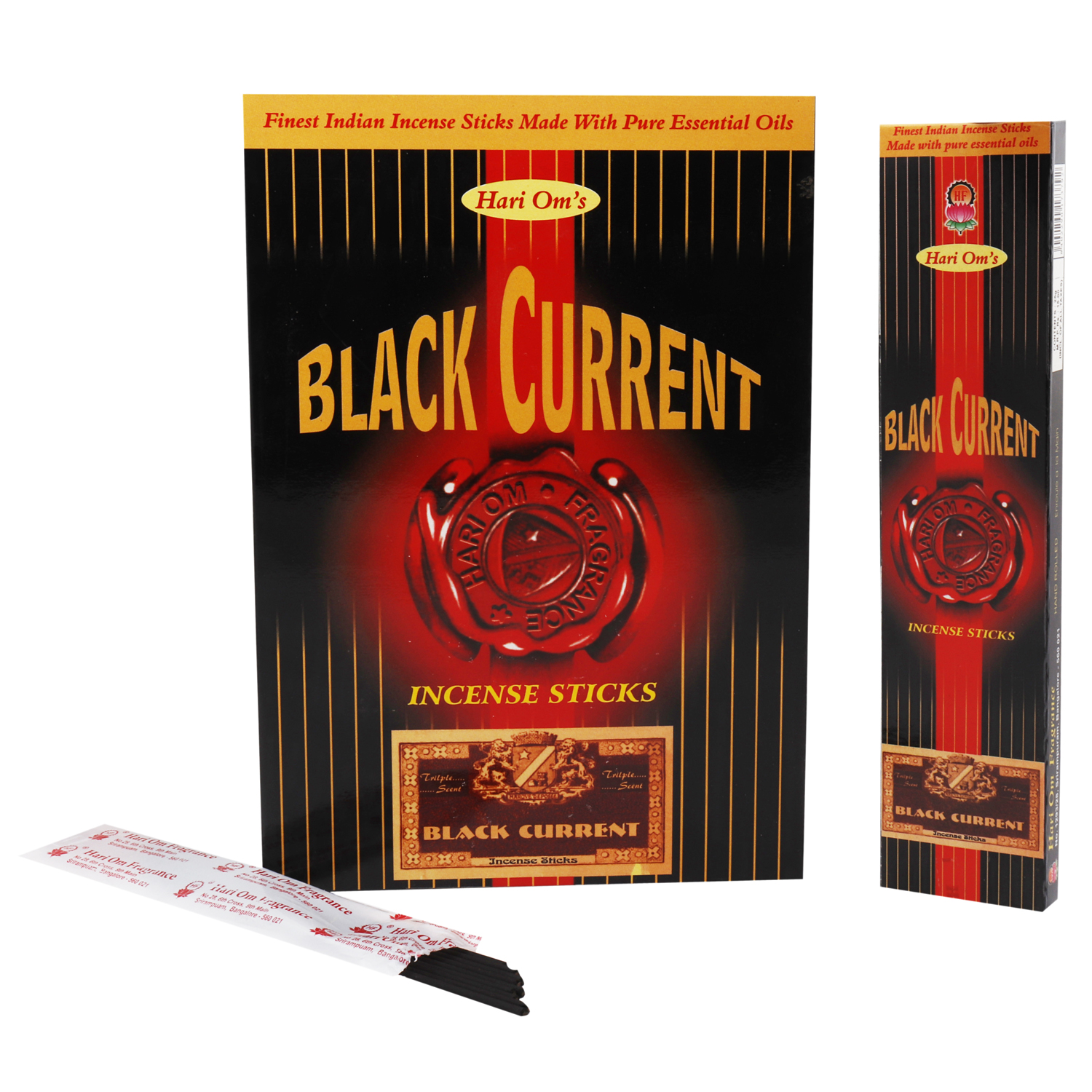 HARI OM BLACK CURRENT