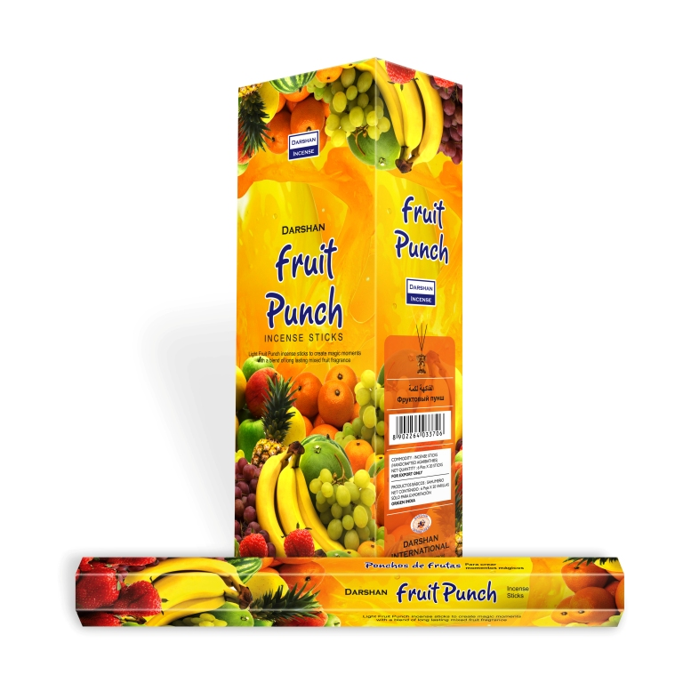 DARSHAN FRUIT PUNCH HEXA