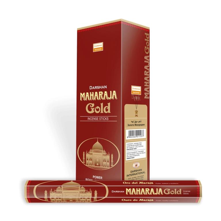 DARSHAN MAHARAJA GOLD HEXA