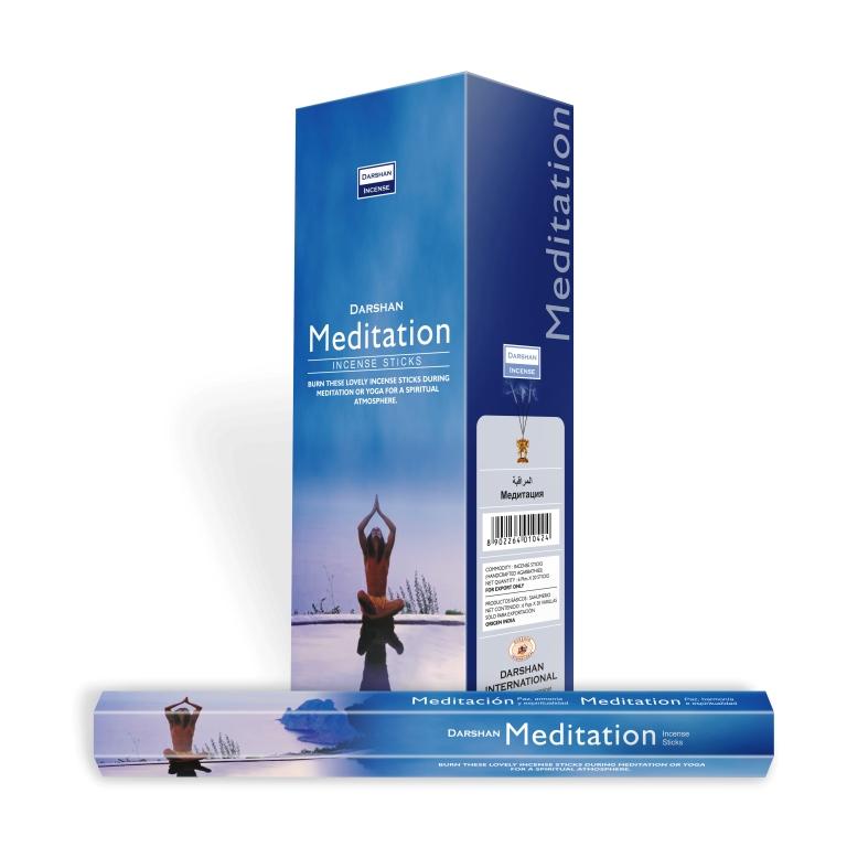 DARSHAN MEDITATION HEXA