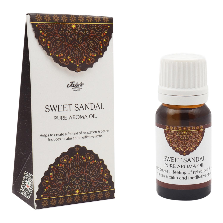 Jain's Sweet Sandal Aroma Oil / Diffuser Oil