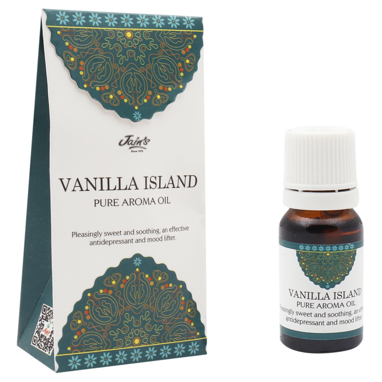 Jain's Vanilla Island Aroma Oil / Diffuser Oil