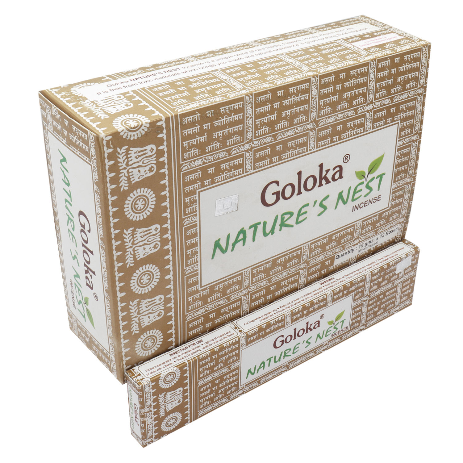 GOLOKA NATURE NEST 15 GM