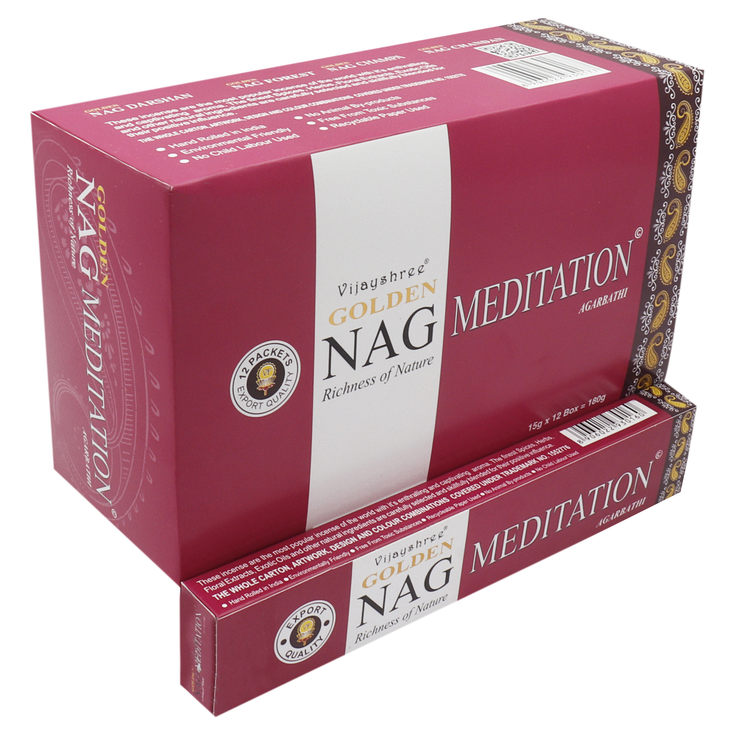 GOLDEN NAG MEDITATION 15 GM