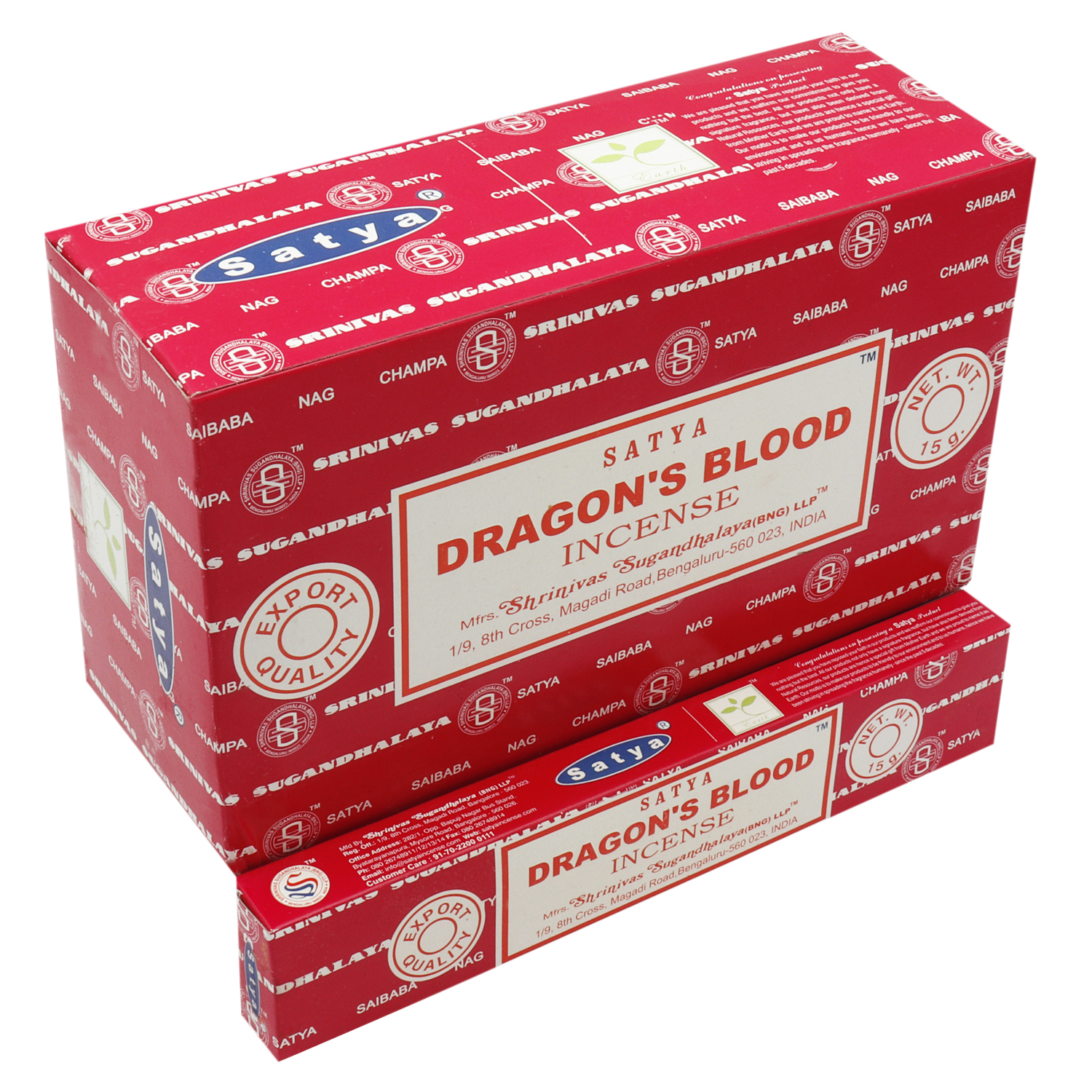SATYA DRAGON'S BLOOD 15 GM