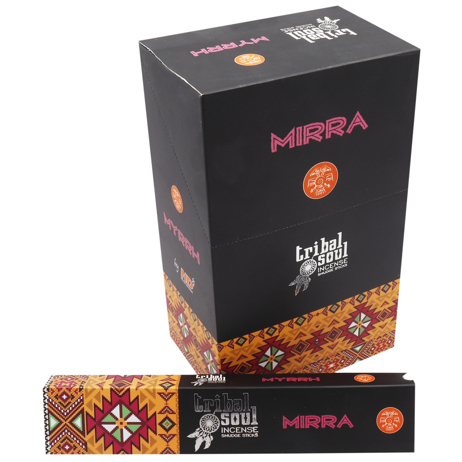 TRIBAL SOUL MIRRA / MYRRH 15 GM