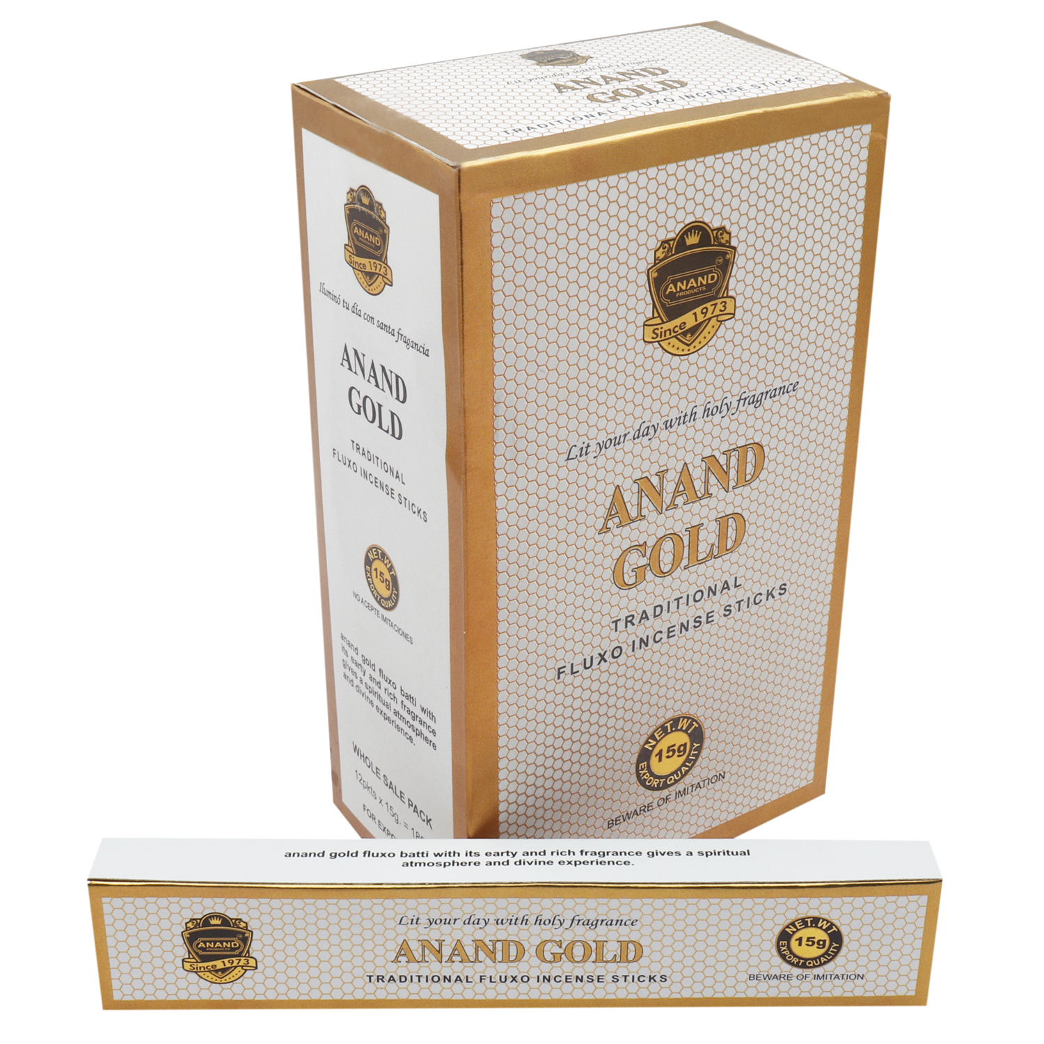 ANAND GOLD 15 GM