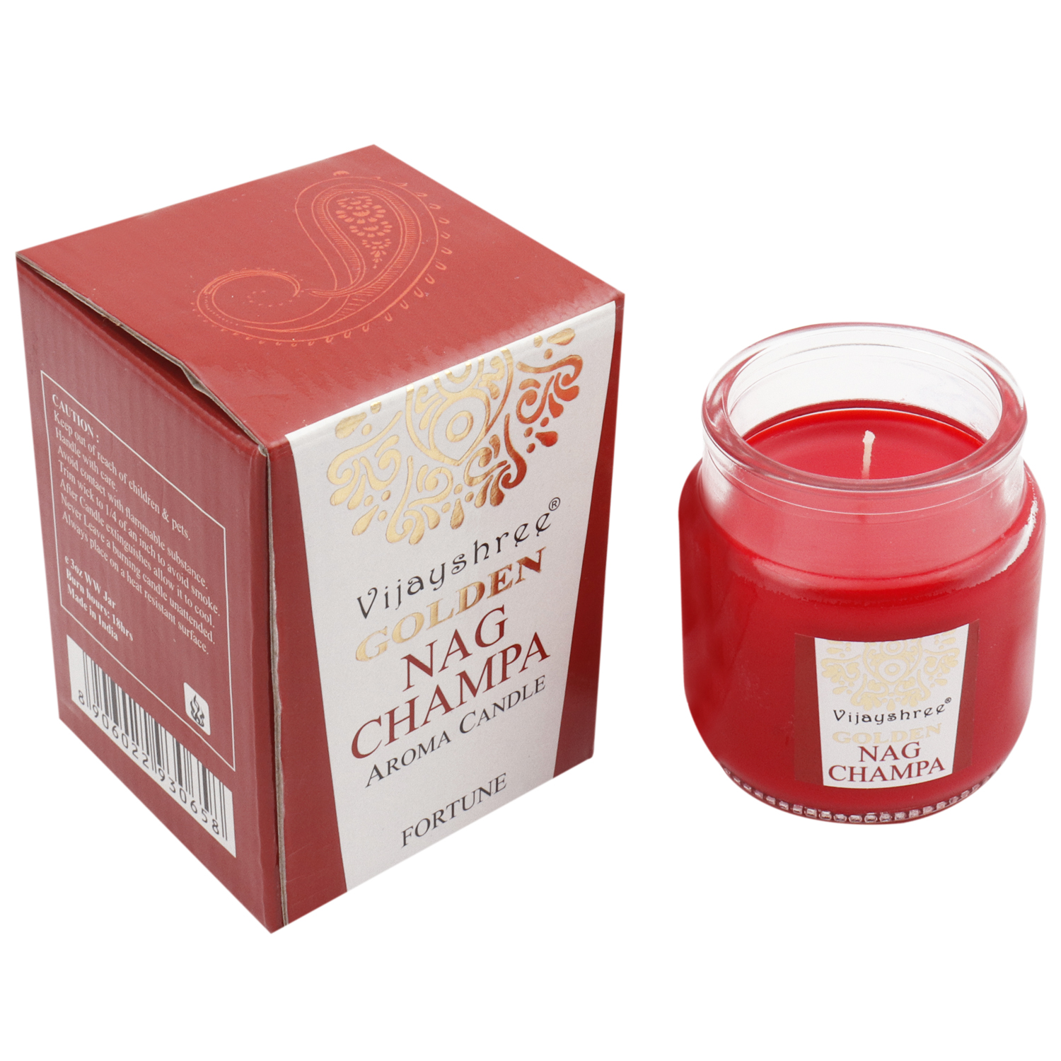 Aroma Candle - Fortune