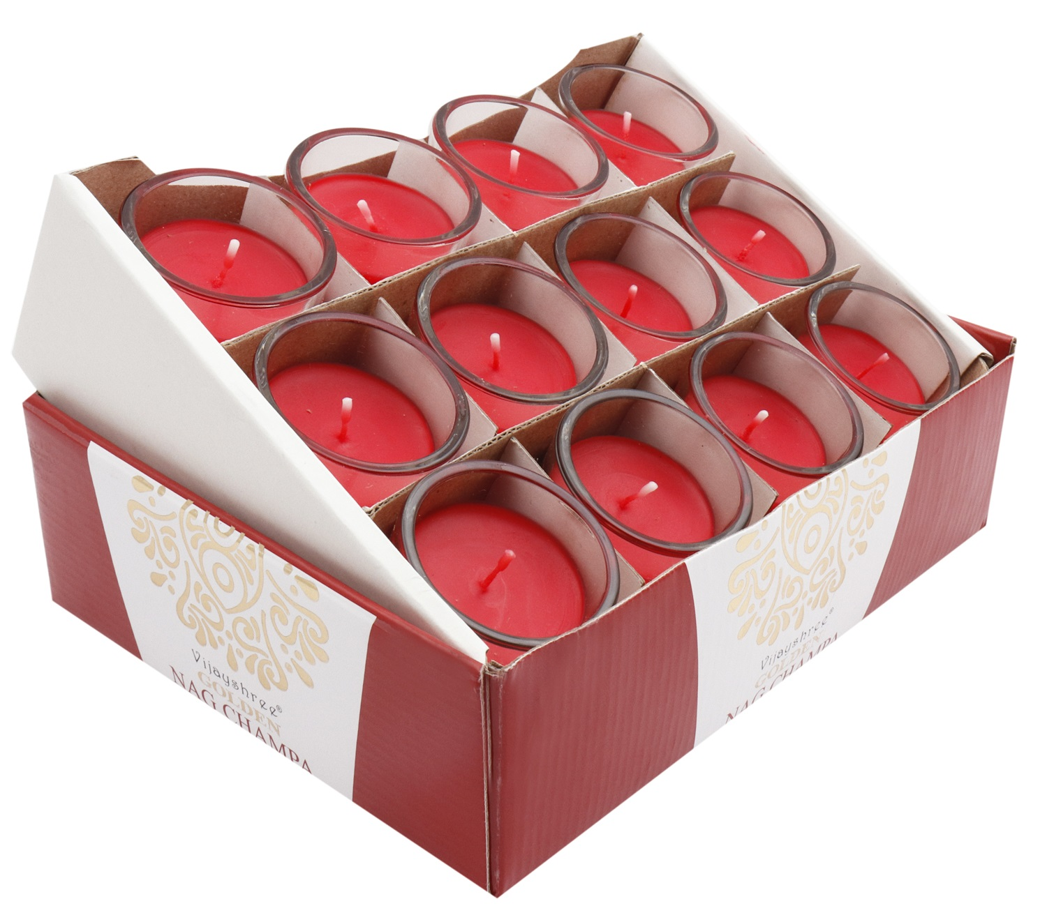 Aroma Candle - Set of 12