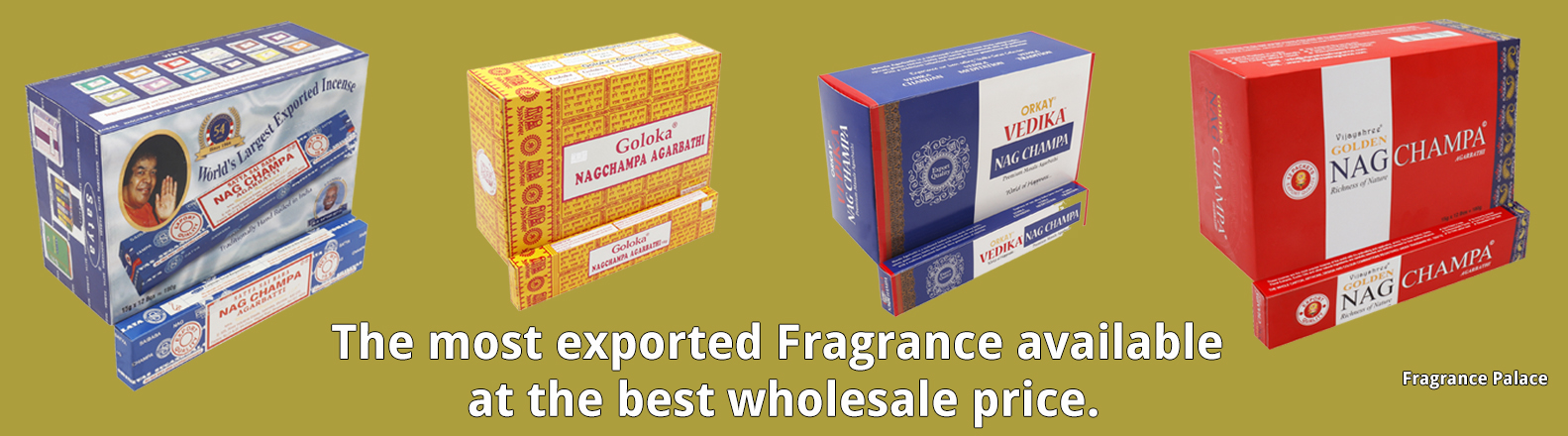 Incense Sticks Expoters from India